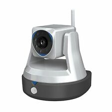 ADS-446 SwannCloud HD Pan and Tilt Wi-Fi Security Camera with Smart Alerts