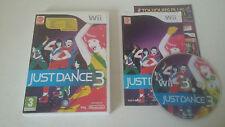 JUST DANCE 3 - NINTENDO WII - JEU WII COMPLET
