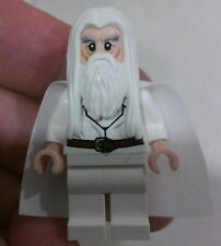 LEGO Minifig Mini Figure Gandalf The White (Lord of The Ring, Hobbit)