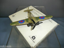 "MATCHBOX  ""PROMOTIONAL""  MODEL No.435-345 WW2 ""HURRICANE"" FIGHTER     VN MIB"
