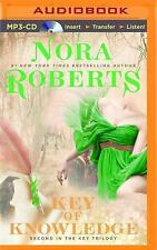 Key Trilogy: Key of Knowledge 2 by Nora Roberts (2015, MP3 CD, Unabridged)