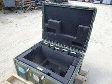 "MILITARY PELICAN HARDIGG STORAGE CONTAINER CASE 33""X26""X19"" HUNTING CAMERA CHEST"