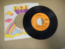 JOSIE BROWN pour a little water on the flowers/both sides of line  UNPLAYED 45