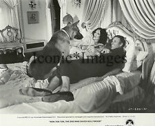 PARAMOUNT PHOTO-WON TON TON THE DOG WHO SAVED HOLLYWOOD-MADELINE KAHN-BRUCE DERN