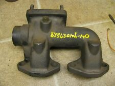 Allis Chalmers Front Exhaust Manifold 74027529 4027529