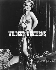 CLARA BOW Rare BUSTY Bare Belly LEGGY PIC Glamour Photo SEXY FASHION