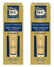 RoC RETINOL CORREXION Deep Wrinkle Night Cream [2pack] EXTRA 10% (1.1oz pk)