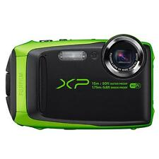 Fuji Finepix XP90 16.4MP Digital Camera - Lime