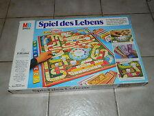 MB Spiele - Spiel des Lebens - ca. 1981 - langer Karton - vollständig