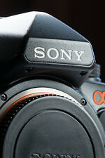 Sony a900/850 Body with rare pro accessories - Very Low Shutter Count - MINT