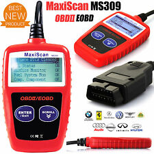 MS309 OBD2 Scanner Diagnostic Code Reader New MaxiScan Autel Car Diagnostic Tool