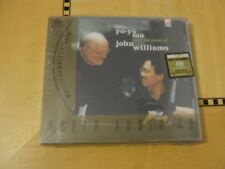 Yo-Yo Ma Plays John Williams Super Audio CD SACD Sony SEALED