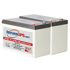 APC Back-UPS RS 1500 (BR1500) - Brand New Compatible Replacement Battery Kit