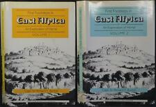 1st FOOTSTEPS IN EAST AFRICA, BURTON HARAR SOMALIA ETHIOPIA in 1854 Exploration