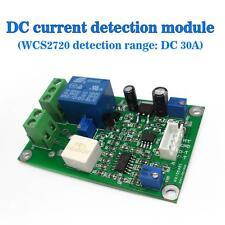24V WCS2720 Current Detection Sensor Module DC 0-30A Overcurrent Protection