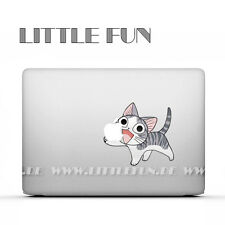 "Macbook Aufkleber color Sticker Skin Macbook Air Pro13"" Macbook Pro15"" Katze C43"