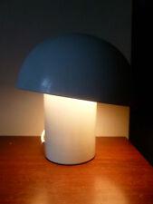 Lampada da tavolo abatjour bianca Flos? vintage anni 70 design lamp