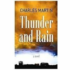 Thunder and Rain (Center Point Premier Fiction (Large Print))-ExLibrary