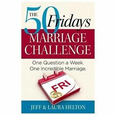 Jeff Helton - 50 Fridays Marriage Challenge (2014) - Used - Trade Paper (Pa