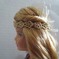 NEW! 2016 The Barbie Look Festival Boho Doll HEADBAND ONLY ~ Model Muse Clothing