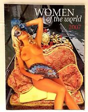 Women of the World 2007 erotismo calendario 22,5 x 48cm beate uhse
