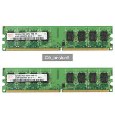New Hynix 4GB 2X2GB DDR2 PC2-6400 800MHz 240Pin Desktop Memory Ram Dual Channel