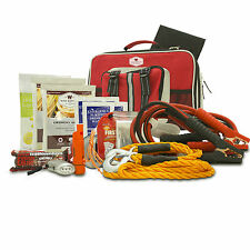 All-In-One Auto Emergency Survival Kit safety first aid disaster road car tool