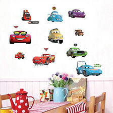 Car Cartoon Wall Sticker For Living Room Bedroom Kids Room Decorative Sticker
