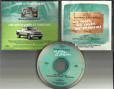 KENNY CHESNEY TOUR Sampler PROMO CD w/ SARA EVANS Phil Vassar MONTGOMERY GENTRY
