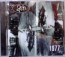 "Ash - 1977 (CD 1996) Features ""Girl From Mars"" ""Goldfinger"" ""Oh Yeah"""