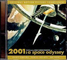 CD - 2001 A SPACE ODYSSEY - B.O Du Film