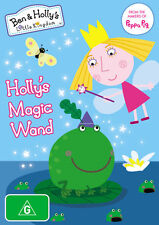 Ben and Holly's Little Kingdom: Holly's Magic Wand * NEW DVD *