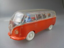Wiking:VW T1 Bus Transparent/leuchtorange,  1:40  (PK)