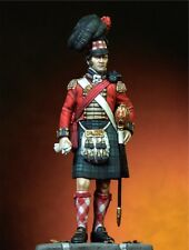 Pegaso Models 54mm 42nd Royal Highlander Regiment The Black Watch 1815 #54-214