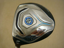 LH Taylor Made JETSPEED 15* 3 wd Matrix VeloxT 49 Graphite STIFF (no cover)
