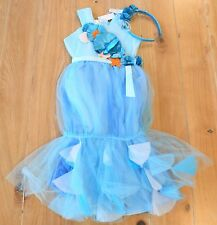 New Pottery Barn Kids MERMAID Tutu Costume Dress Girls Kids Size 3T