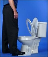 FLIPPER - the most reliable and the least expensive toilet seat lifter