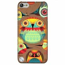 Cygnett ICON Series Nathan Jurevicius Hoots Art iPhone 5/5s Case+Screen Protecto