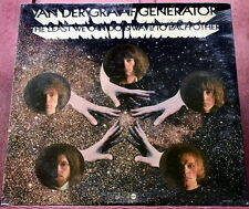VAN DER GRAFF GENERATOR  The Least We  / ORIGINAL 1970 US Promo LP SEALED  Mint!