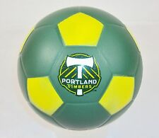 Portland Timbers FoamHead Mini Indoor/Outdoor Soccer Ball ~ MLS Licensed