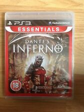 DANTE'S INFERNO PS3, new and sealed