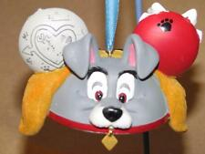 DISNEY LADY AND THE TRAMP MICKEY ICON ORNAMENT NEW WITH TAG