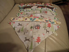 Baby Girl Bandana, 0-6 months, 8 Items, Hand Made     (97)