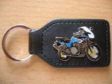 Schlüsselanhänger Kawasaki ZRX 1200 S / ZRX1200S Modell 2002 blau blue Art. 0864