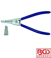 BGS Tools Lock Ring Pliers For Drive Shafts Straight Type 66107
