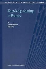 Information Science and Knowledge Management: Knowledge Sharing in Practice 4...