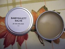 HEALING SALVE  BAMYGULETT/  NATURAL 2 OZ TIN