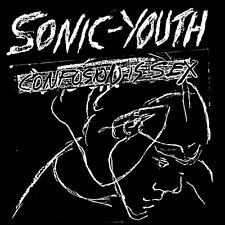 "Sonic Youth Confusion Is Sex 12"" Vinyl LP Record! 1983 debut album! no wave NEW!"
