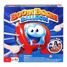 Spin Master Games - Boom Boom Balloon Board Game by Spin Master Games (6021932)