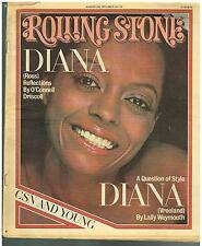 ROLLING STONE MAGAZINE - Issue 245 August 11 1977